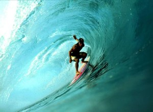 Hawaii Wave Surf