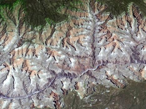 Grand Canyon Google Earth