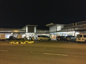 Bandara Ibrahim Nasir, Male, Maldives